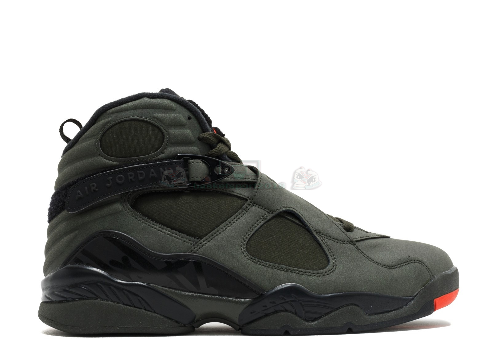 "Acheter Maintenant Pas Cher Homme - Air Jordan 8 Retro ""Take Flight"" Noir Orange (305381-305)"