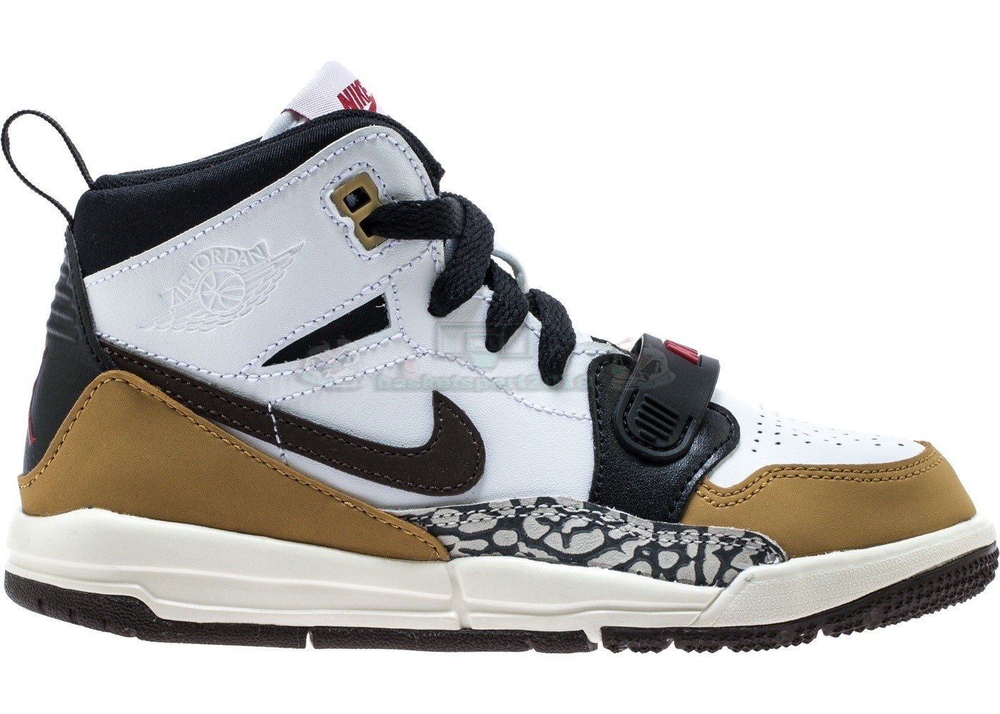 "Acheter Maintenant Pas Cher Homme - Air Jordan Legacy 312 ""Rookie Of The Year"" Ps Blanc Marron (at4047-102)"