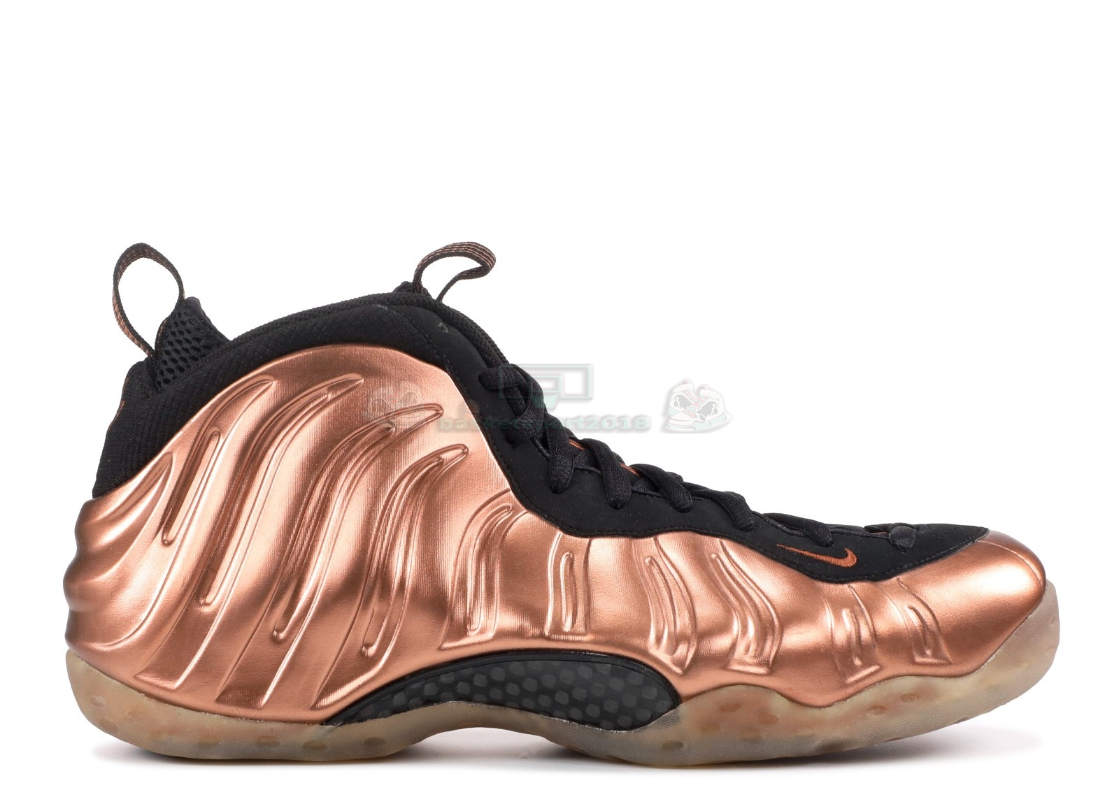 "Acheter Maintenant Pas Cher Homme - Nike Air Foamposite One ""Dirty Copper"" Noir Or (314996-081)"