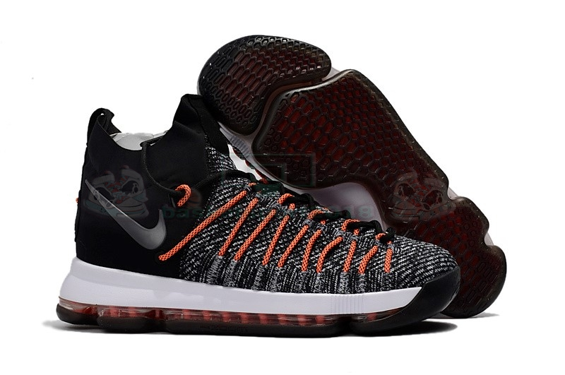 "Acheter Maintenant Pas Cher Homme - Nike Kd Ix 9 Elite ""Flip The Switch"" Noir Orange"