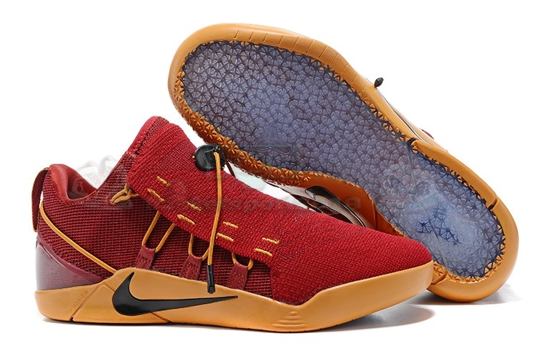 Acheter Maintenant Pas Cher Homme - Nike Kobe A.D. Nxt Rouge Or