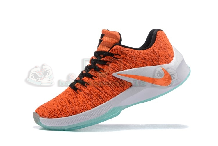 Acheter Maintenant Pas Cher Homme - Nike Zoom Clear Out Low Orange Noir