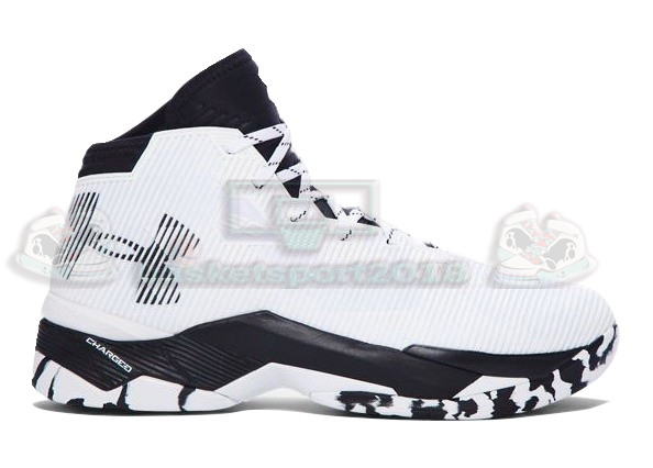 "Acheter Maintenant Pas Cher Homme - Under Armour Curry 2.5 ""Elemental"" Camo Blanc Noir"