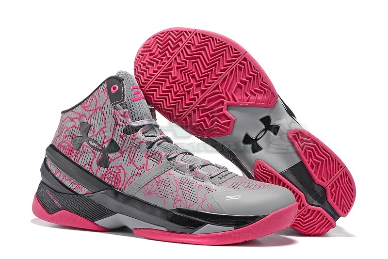 "Acheter Maintenant Pas Cher Homme - Under Armour Curry 2 ""Mothers Day"" Rose"