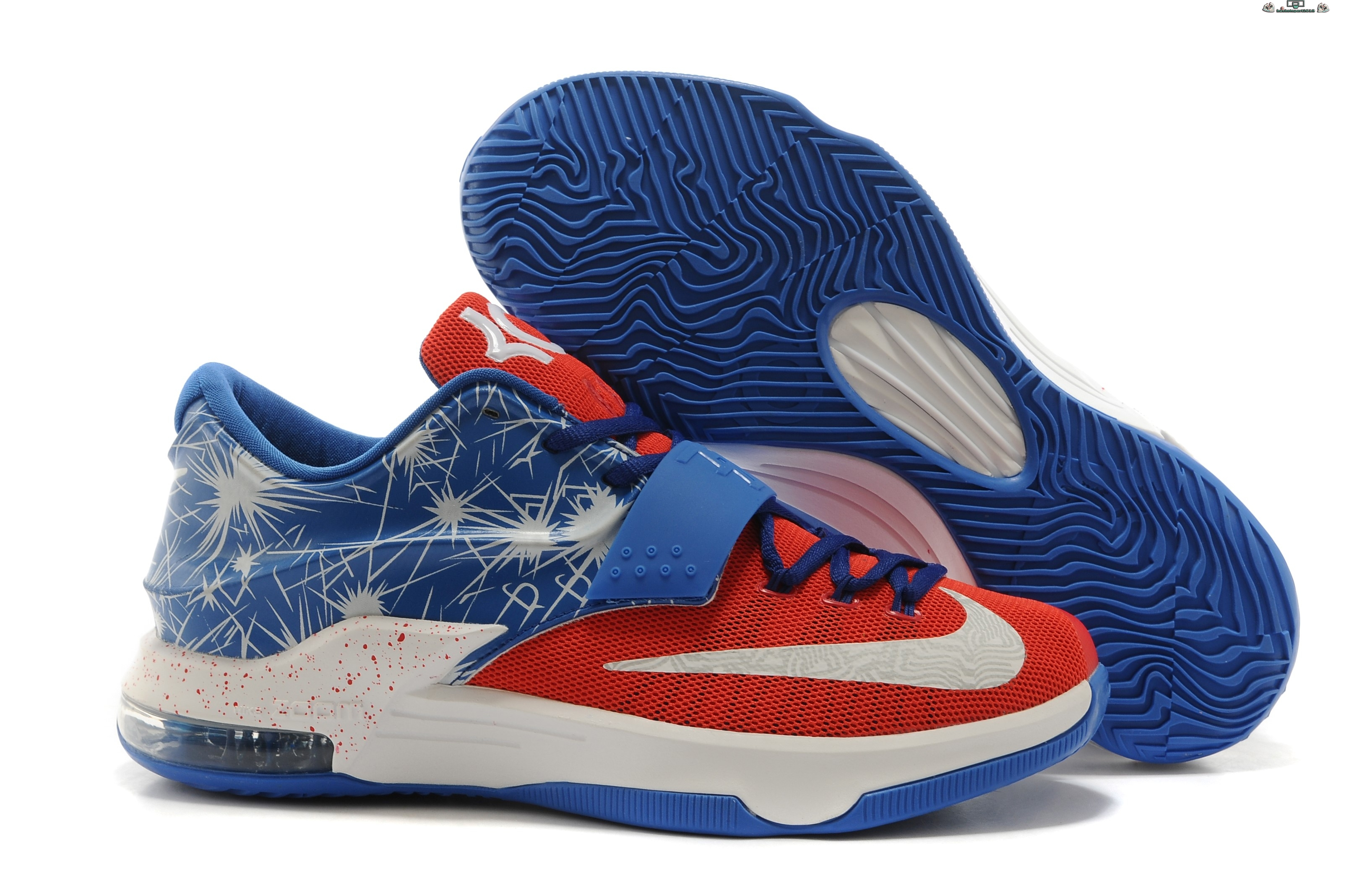 nike kd 7 rouge pas cher